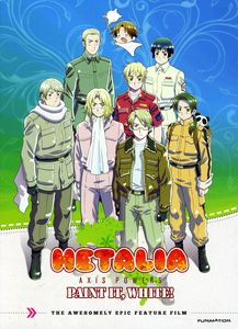 Hetalia: Paint It White