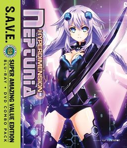 Hyperdimension Neptunia: The Complete Series - S.A.V.E.