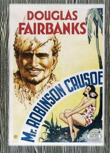 Mr. Robinson Crusoe [1932] [B&W]