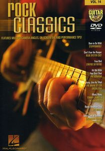 Guitar Play Along: Rock Classics, Vol. 14