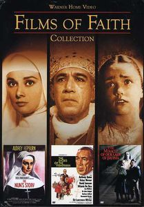 Films Of Faith Collection [3 Discs] [Standard] [WS] [Amaray]