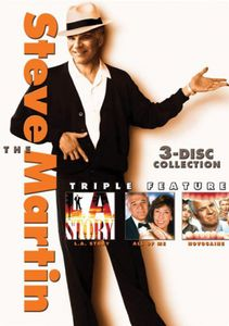 Steve Martin 3 Disc Collection