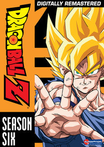 Dragon Ball Z: Season Six