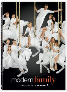Modern Family: The Complete Season 7