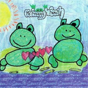 Mr. Froggy's Family