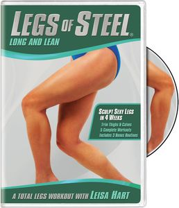 Legs of Steel: Long & Lean