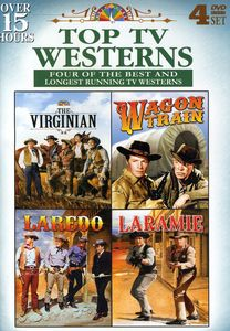 Top TV Westerns [1957-1965] [17 Episodes] [4 Discs]