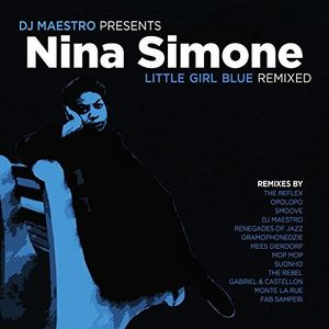 DJ Maestro Presents: Little Girl Blue - Remixed