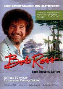 Bob Ross the Joy of Painting: Spring Collection