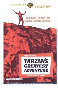 Tarzans Greatest Adventures