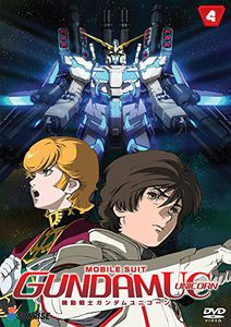 Mobile Suit Gundam Uc (Unicorn) Part 4