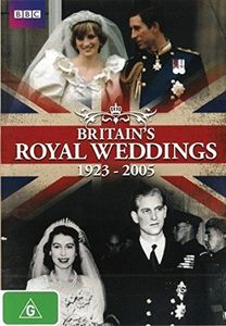 Britain's Royal Weddings 1923-05 [Import]