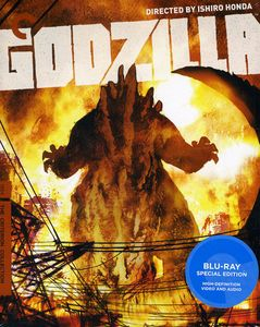 Criterion Collection: Godzilla [1954] [Full Frame] [B&W]
