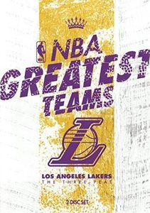 NBA Greatest Teams Los Angeles Lakers [Import]