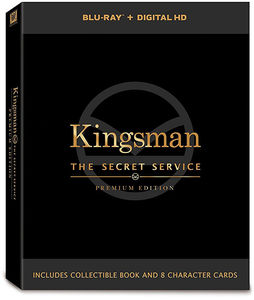 Kingsman: The Secret Service (Premium Edition)