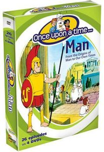 Once Upon a Time Man-From the Origns of Man to Our [Import]