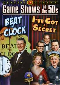 Classic 50's Shows: Beat The Clock and I've Got A Secret [B&W]