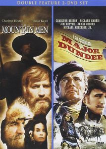 The Mountain Men/ Major Dundee