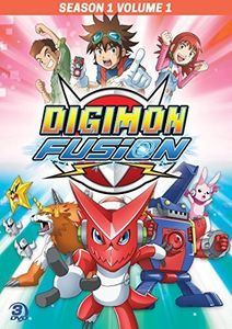Digimon Fusion: Season 1, Vol. 1