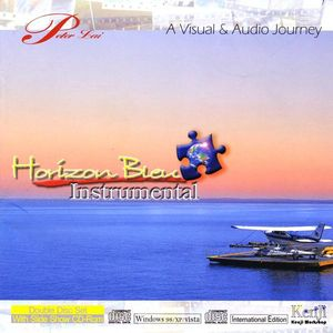 Horizon Bleu (With Slide Show CD-Rom)