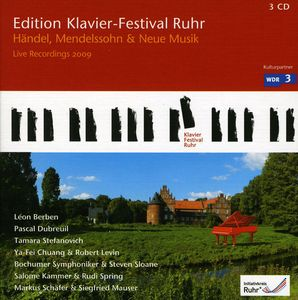 Ruhr Piano Festival & New Music 2009