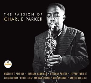 The Passion Of Charlie Parker (Various Artists)