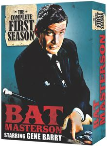 Bat Masterson: The Complete First Season