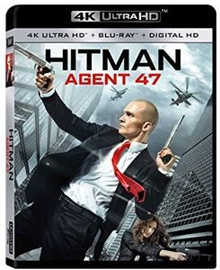Hitman: Agent 47  [4K Ultra HD + Blu-ray + Digital HD]
