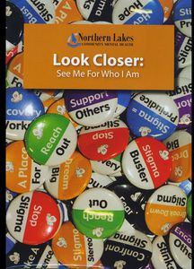 Look Closer: See Me for Who I Am Stigma of Mental