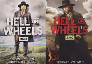 Hell on Wheels: Season Five