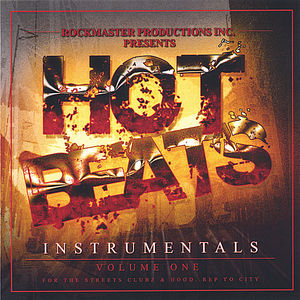 Hot Beats Instrumentals 1 /  Various