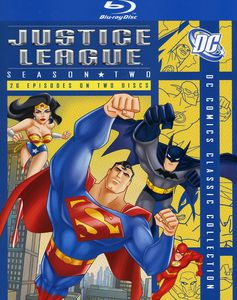 Justice League Of America: Season 2 [Full Frame] [2 Discs]