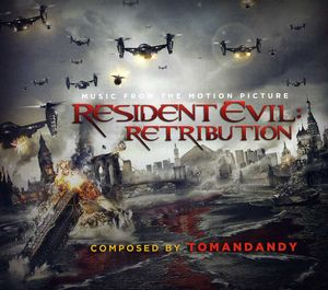 Resident Evil: Retribution (Score) (Original Soundtrack)