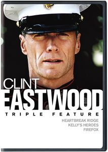 Clint Eastwood Triple Feature: Heartbreak Ridge /  Kelly's Heroes /  Firefox