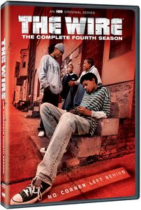 The Wire: The Complete Fourth Season