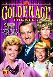 Golden Age Theater, Vol. 5 [Black and White]
