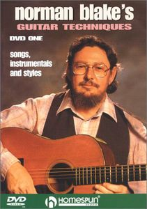 Norman Blake's Guitar Techniques, Vol. 1