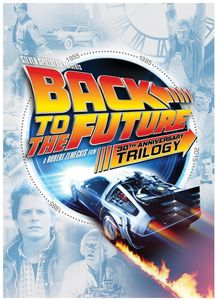 Back To The Future 30Th Trilogy