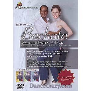 Learn to Dance Bachata Mastery System