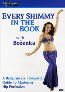 Every Shimmy In The Book With Bozenka [Widescreen]