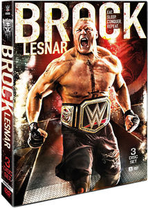WWE: Brock Lesnar: Eat. Sleep. Conquer. Repeat.