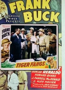 Tiger Fangs (1943)