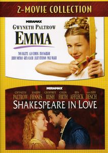 Emma[1996]/ Shakespeare In Love [Double Feature] [WS]