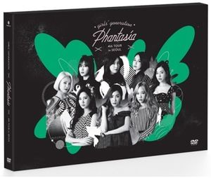 4th Concert (Phantasia) In Seoul DVD [Import]