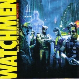Watchmen (Original Soundtrack) [Import]