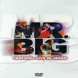 Farewell Live in Japan
