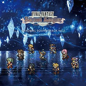 Final Fantasy: Record Keeper Vol 2 (Original Soundtrack) [Import]