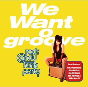 We Want Groove [Import]