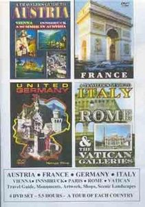 Austria - France - United Germany & Rome