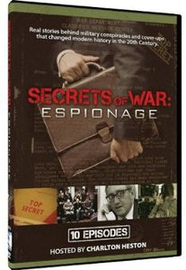 Secrets of War: Espionage - 10 Episodes
